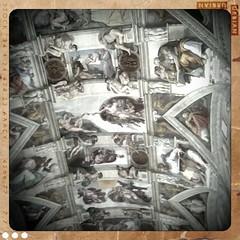 Cappella Sistina, Roma (francescaturchi) Tags: pope rome roma basilica vaticano papa michelangelo sanpietro stpeter affresco cappellasistina giudiziouniversale