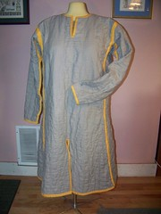 gambeson - front view