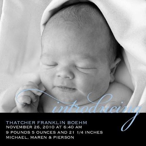 thatcherbirth
