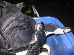 K2 Radical Pro, Broken Strap