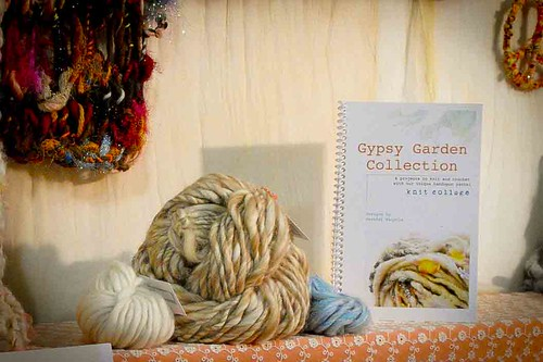 Knit Collage Gypsy Garden Collection