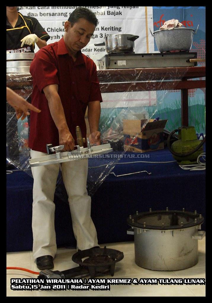 Mesin Presto - Untuk Membuat Ayam Tulang Lunak & Bandeng Presto. Info: 088803211729.