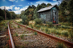 """Train Line Fantasy • <a style=""""font-size:0.8em;"""" href=""""http://www.flickr.com/photos/54083256@N04/5369266913/"""" target=""""_blank"""">View on Flickr</a>"""