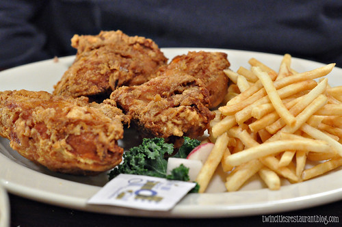 Fried Chicken Meal at Gulden's ~ Maplewood, MN