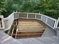 Gettysvue deck during