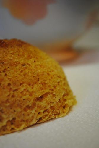 Petit déjeuner express : Duo de Cakes vanille - chocolat / Prêt en 5 minutes !! - avec et sans tolérés (PP/PL)