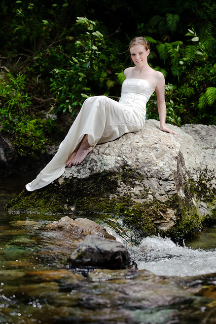 On Location - Trash the Dress