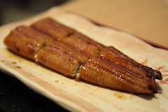 unagi from the side (seetyoong) Tags: food canon canonefs1755mmf28isusm canon450d seetyoong