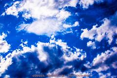 Fr titlu... (Don Costello) Tags: nori hunedoara nikon d3300 clouds lanscape nature romania blue albastru