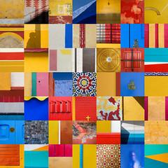 Primary Color series (El grito lquido) Tags: design architecture sevilla lima malaga mequinez fez chiclayo arequipa primarycolor series fineartephotography abstractphoto abstracto pedrochincoa espaa per marruecos