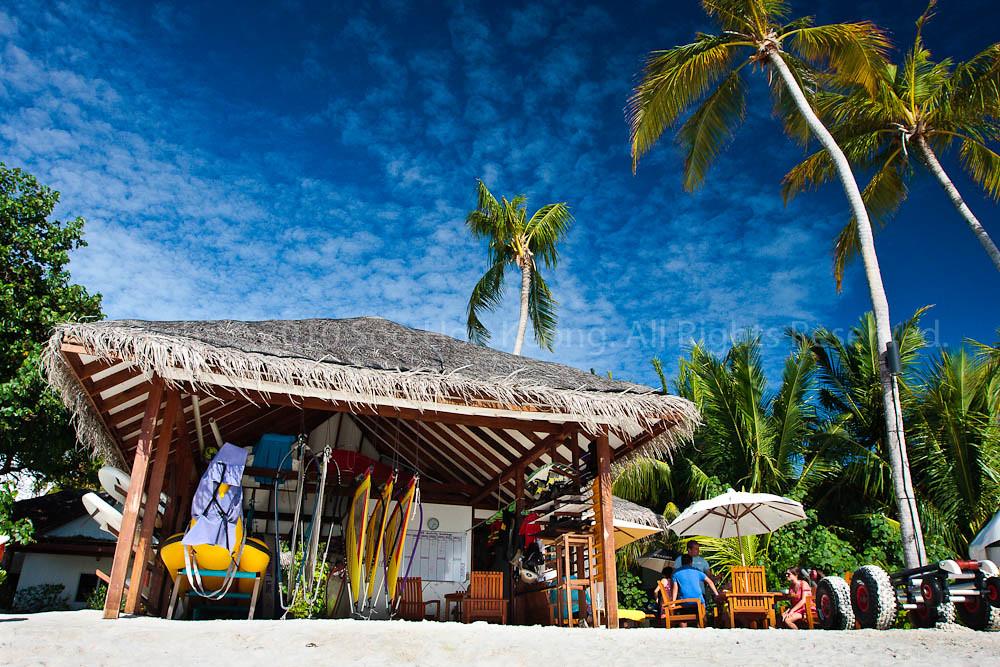 Water Sport Club House @ Centara Grand Island Resort & Spa Maldives