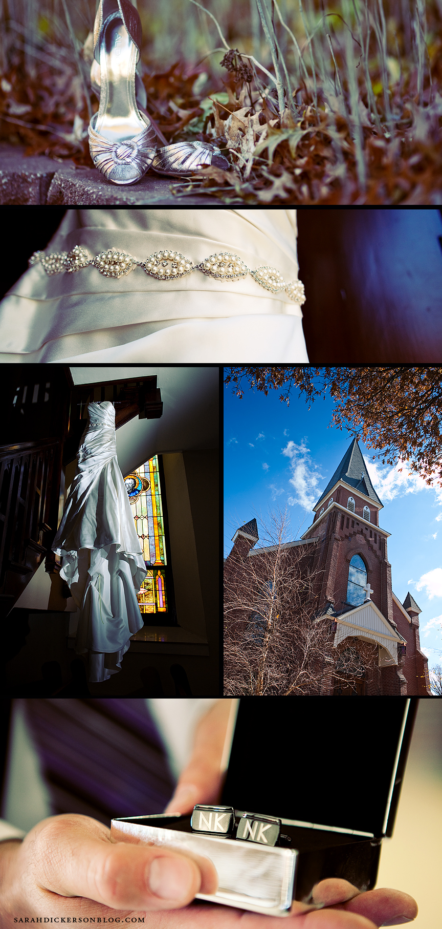 Kansas City wedding photographs