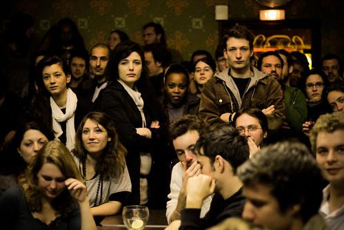 kino proj' nov 2010 : foule