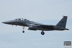 91-0318 - 1225 E183 - USAF - McDonnell Douglas F-15E Strike Eagle - Lakenheath - 100719 - Steven Gray - IMG_8648