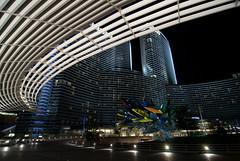 Vdara hotel @ Las Vegas (Laurent_Imagery) Tags: hotel lasvegas nevada lobby citycenter aria vdara vdarahotel