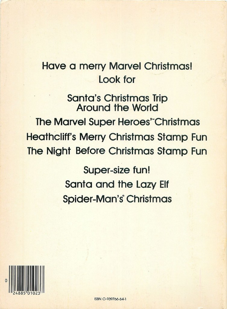marvel christmas coloring00050