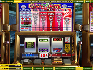 Crazy Cherry slot game online review