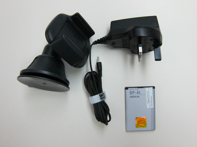 Black Accessories