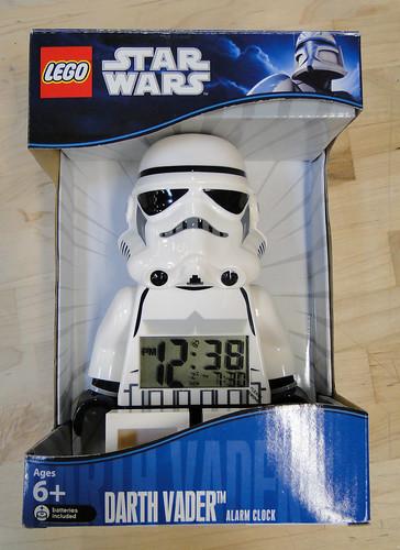 Stormvader Clock