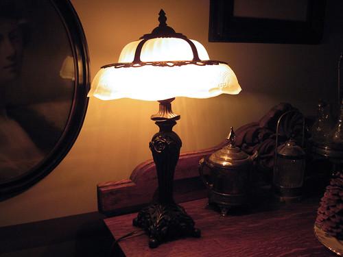 Sideboard Lamp