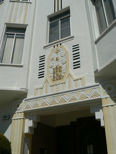 1600 Beach, Marina