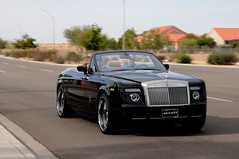 Rolls Royce Drophead (O'Connor Photo) Tags: road arizona white black green silver emblem photography amazing italian nikon ghost fast spyder exotic porsche lp rolls gt carbon fiber phantom panning corvette lamborghini rs royce dealership exhaust gallardo c6 carrera dealer supercars murcielago z06 gt3 fibre penske drophead 5704 5604 moconnor d300s