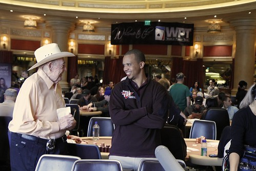 0002 Doyle Brunson and Phil Ivey