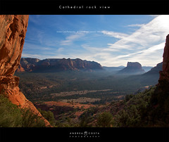 cathedral rock view (Andrea Costa Creative) Tags: desktop wallpaper arizona usa inspiration mountains macro art closeup illustration photoshop canon painting creativity design paint graphic postcard indian creative sedona socialnetwork concept ideas hdr hopi facebook comunication postprocessing grancanyon photoretouching canoneos500d andreacosta magicunicornverybest tripleniceshot mygearandme mygearandmepremium mygearandmebronze mygearandmesilver mygearandmegold mygearandmeplatinum mygearandmediamond sedonaarizone ayrphotoscontestwildsilent ayrphotoscontestfarhorizont