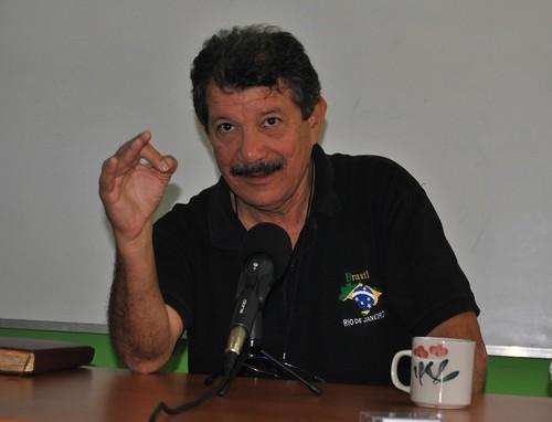 Omar Cabezas, procurador de Derechos Humanos de Nicaragua