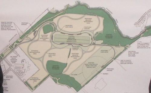 Master Plan Ben Rush State Park