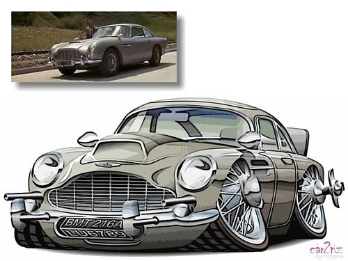 Aston Martin Db5 James Bond A Photo On Flickriver