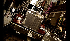 new york truck!!! (thibault photography) Tags: street red newyork truck canon extreme 1022 colorphotoaward