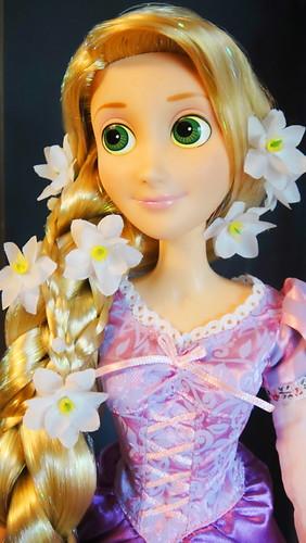 short hair rapunzel tangled. Disney Store: Tangled Rapunzel