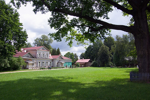 Abramtsevo-museum