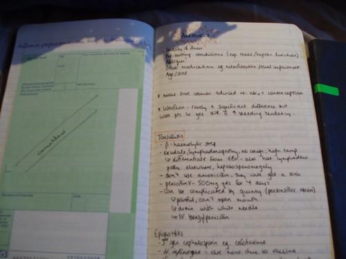 notes again