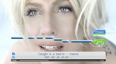 SingStar for PS3: Lady Gaga: Bad Romance