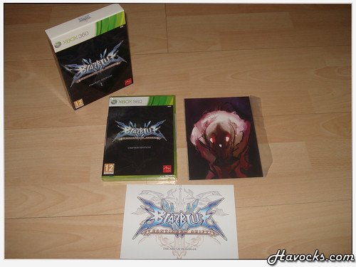 BlazBlue CS - Limited Edition - 02