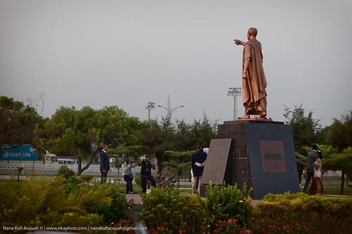 Kwame Nkrumah Musoleum