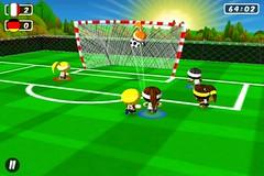 Chop Chop Soccer Screenshot