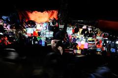 শিরোনামহীন।। (Mashroor NitoL) Tags: street light people man black color night canon photography moving flickr darkness photographers slowshutter dhaka 1855mm bp dslr 18mm mashroor nitol bangladeshiphotographers 1000d