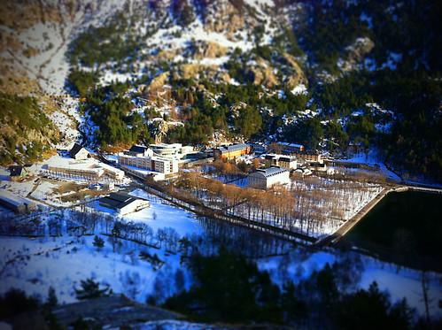 Lista de las estaciones de esquí de Aragón