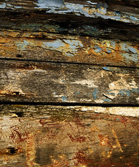 We are so fragile (steverichard) Tags: wood abandoned canon river boat photo wooden boards rust paint image vessel oxidation hull dee peelingpaint wreck distressed crusty knackered wellspring kirkcudbright beyondrepair steverichard deewalk