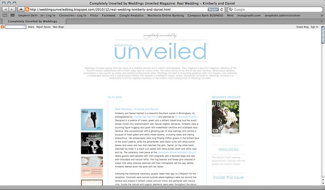 Image of Featured:  Wedding Unveiled