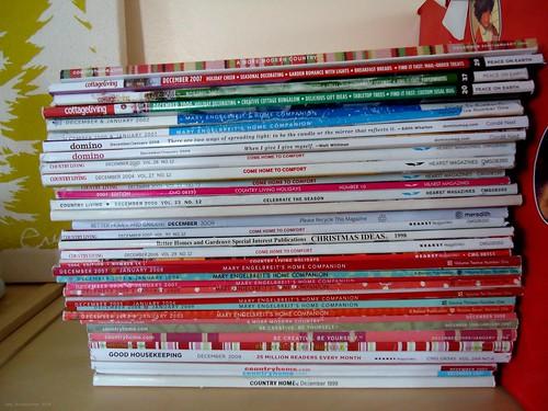 ten years of decorating magazines