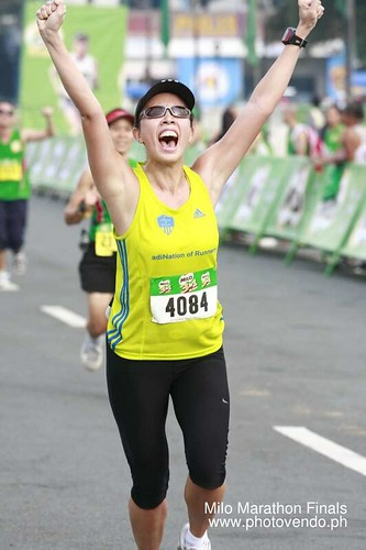 34th Milo Marathon Finals: Did It!