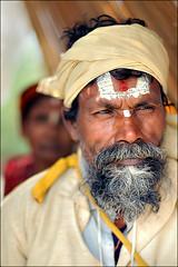 Baul (Apratim Saha) Tags: india man festival indian fair varanasi kashi ganges westbengal baul apratim gangasagarmela benarash apratimsaha