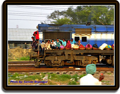 THE GREAT INDIAN RAILWAYS!!! (Trains Unlimited !!!) Tags: india delhi loco trains engines rails andi coaches locomotives newdelhi indianrailways railfanning wdm irfca wdm2 ndls electriclocomotives wdm3 wdp1 z980 kodakz980 sameer7678 diesellcocmotives adarshnagarstation