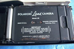 Polaroid Highlander Model 80A - inside view 3 (faithapatton) Tags: camera vintage polaroid highlander retro landcamera ohthanks