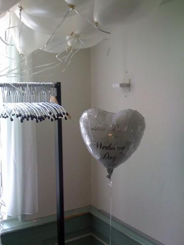 Heliumballonnen Kasteel van Rhoon