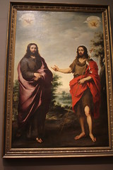 Saint John the Baptist Pointing to Christ; Mur...